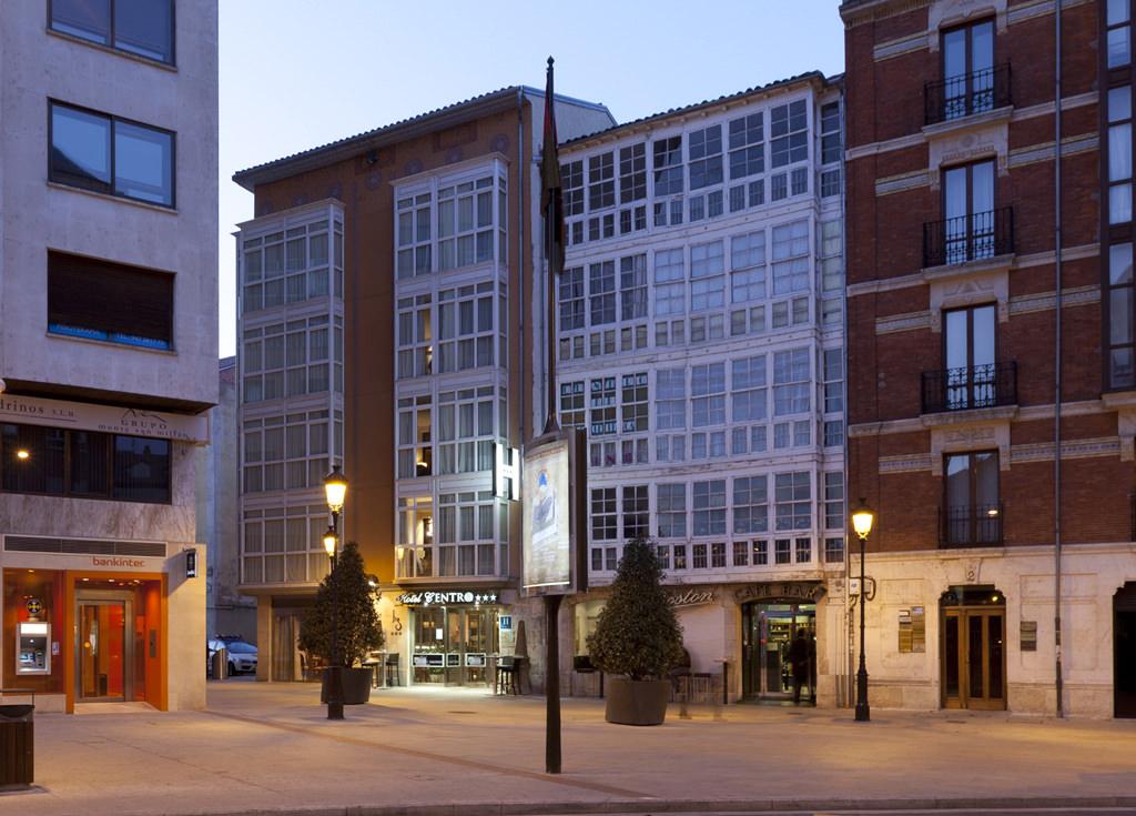 fotos hotel centro los braseros burgos web oficial